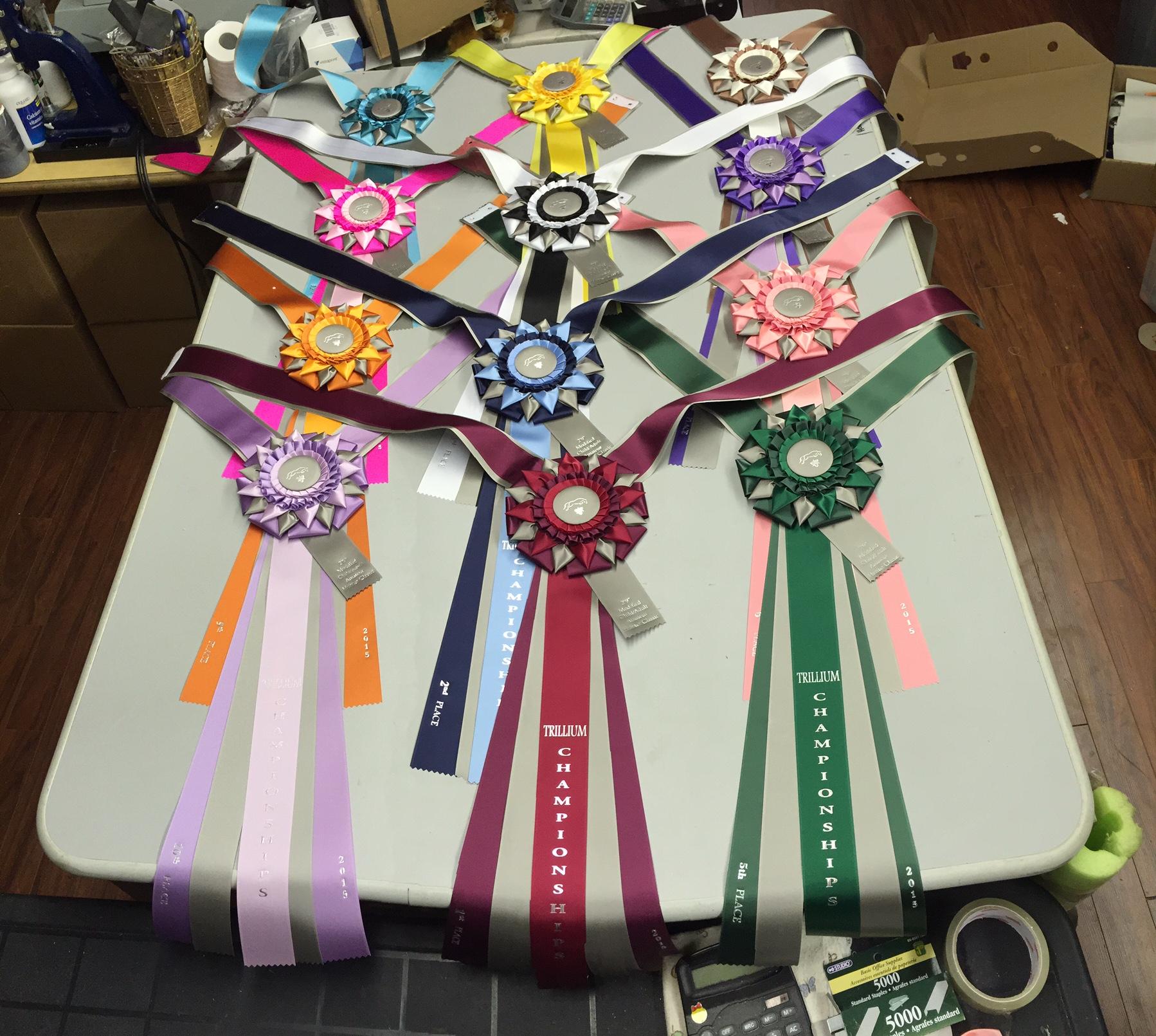 Champion Ribbons